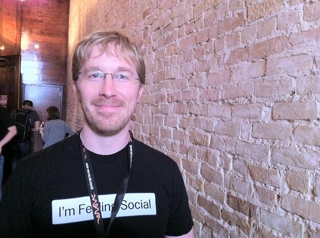 Chris Messina is credited with inventing the hashtag back in 2007.