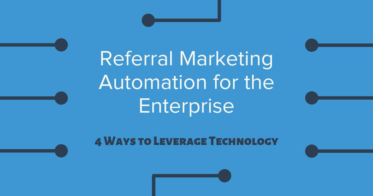 Referral Marketing Automation Banner Image