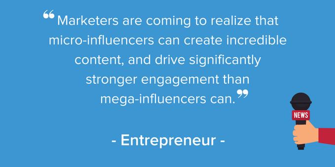 Influencer Marketing in 2018 Blog Image 3