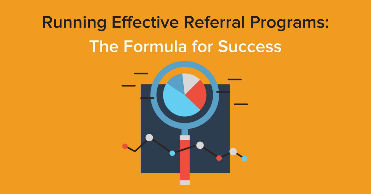 Effective Referral Programs Blog Banner