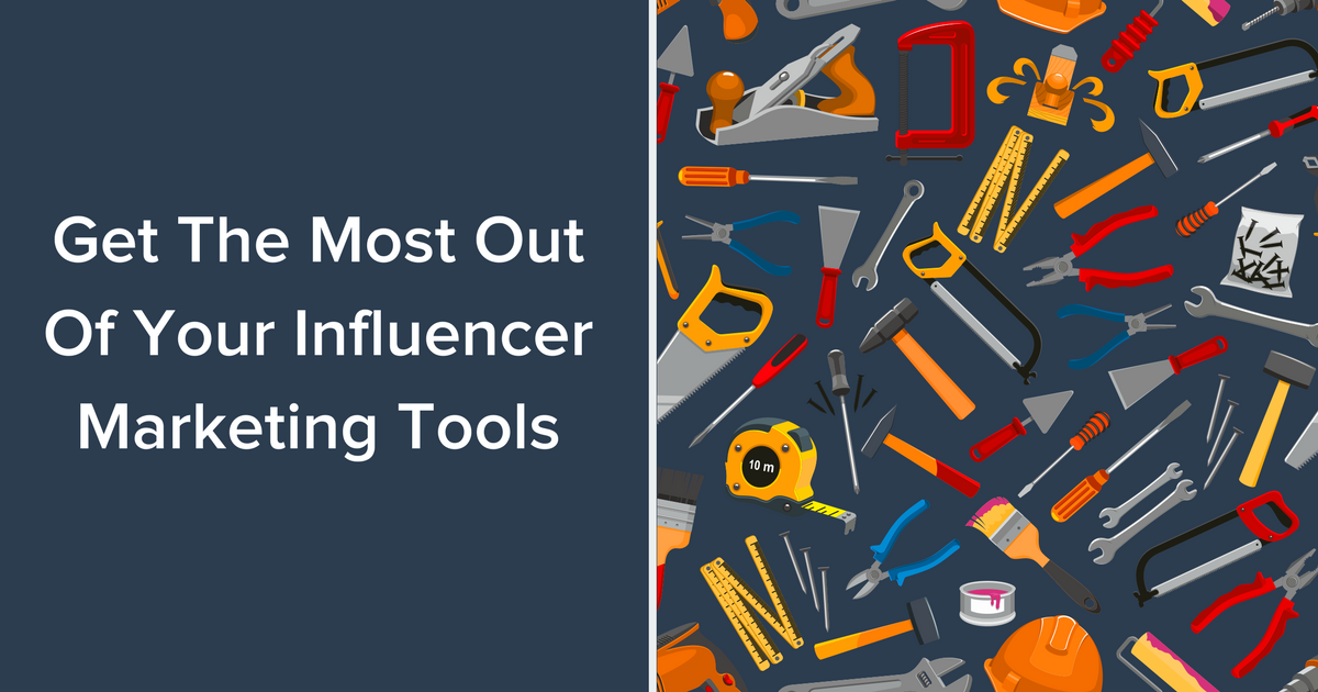 Influencer Marketing Tools Blog Banner