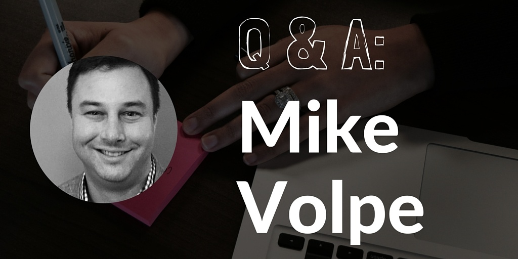 Innovative Marketing: Q&A With Mike Volpe