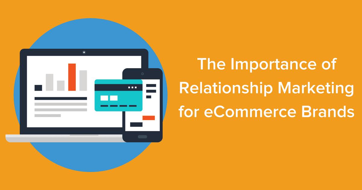 Relationship Marketing eCommerce Banner