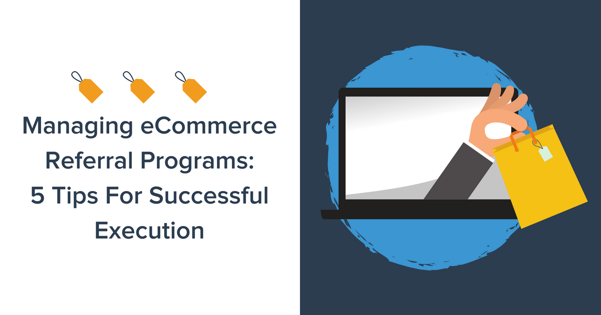 eCommerce Referral Programs Blog Banner