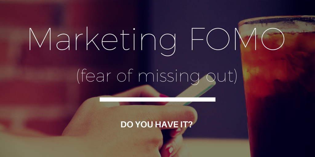 Cure Your Marketing FOMO: Do Less with More Focus