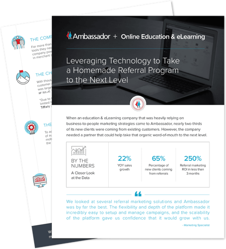B2P Online Education & eLearning Case Study