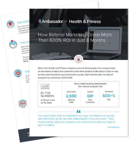 Health & Fitness Case Study