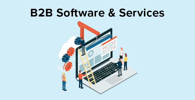 B2B Software Referrals Case Study