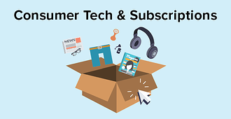 Consumer Technology & Subscriptions Referral Program