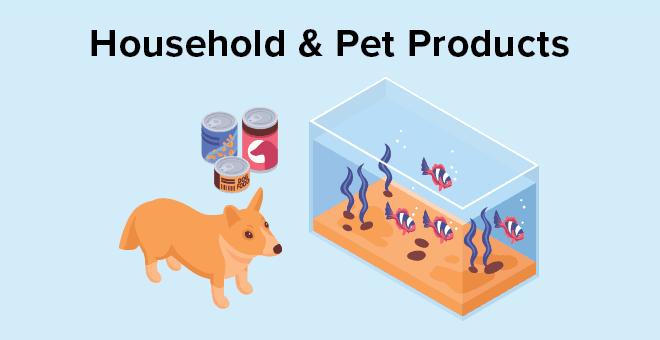 B2C Home Goods & Pets Referral Program