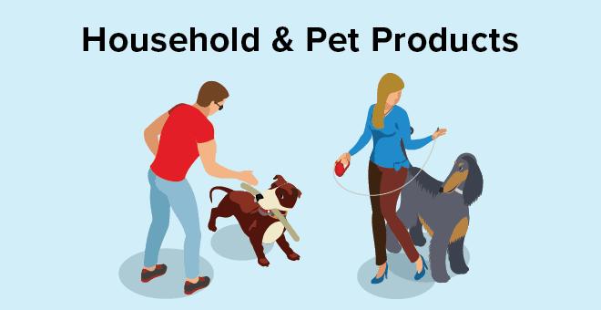 B2C Home Goods, Services, & Pets Referral Program