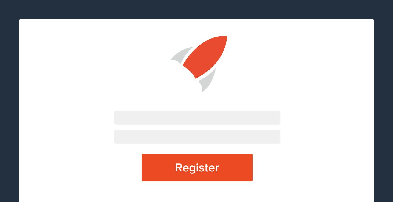 Affiliate Software Custom Registration