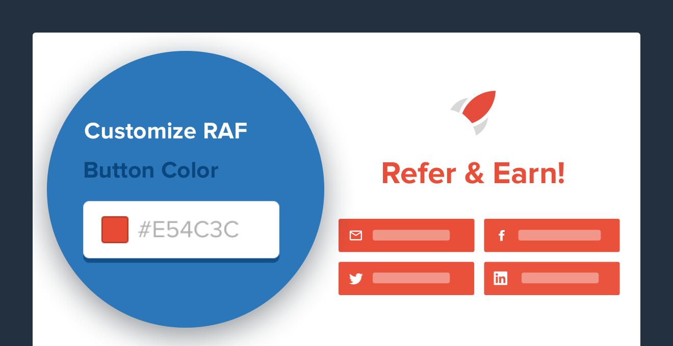 referral marketing custom ux
