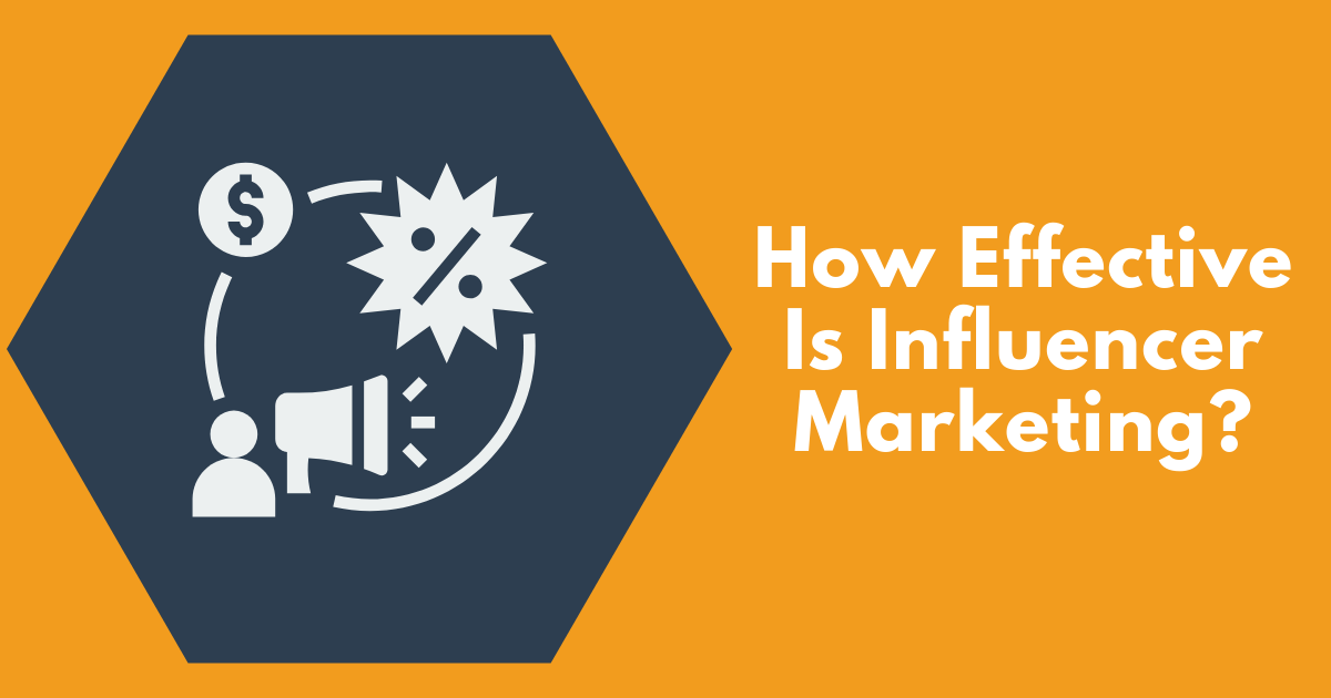 How Effective is Influencer Marketing Banner