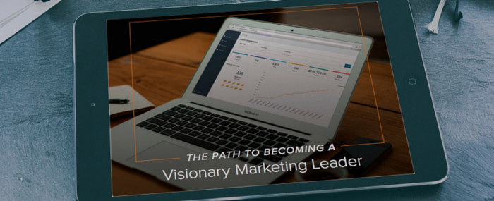 The Path to Becoming A Visionary Marketer