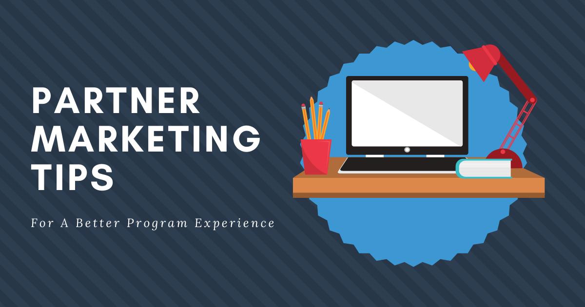 Partner Marketing Tips banner