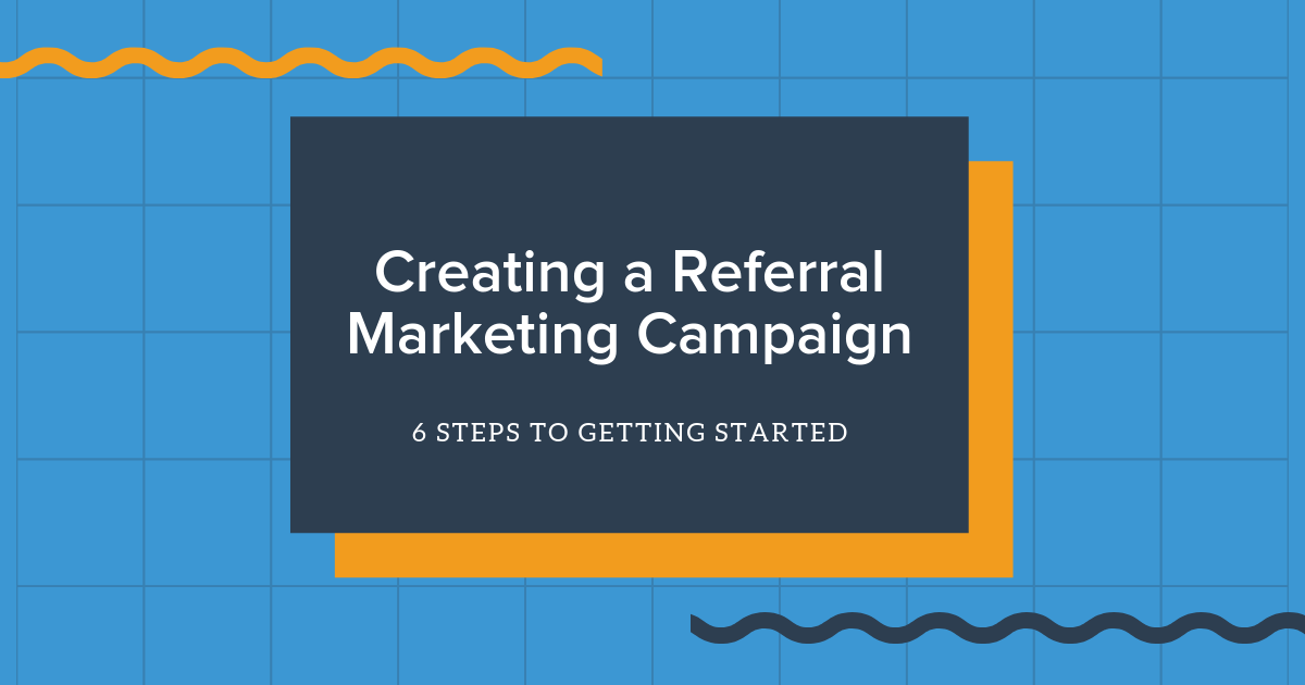 Referral Marketing Campaign Blog Banner