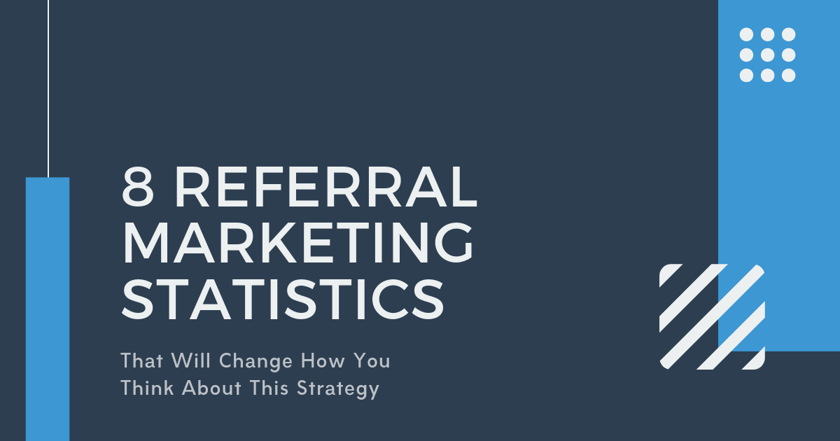 Referral Marketing Statistics Blog Banner