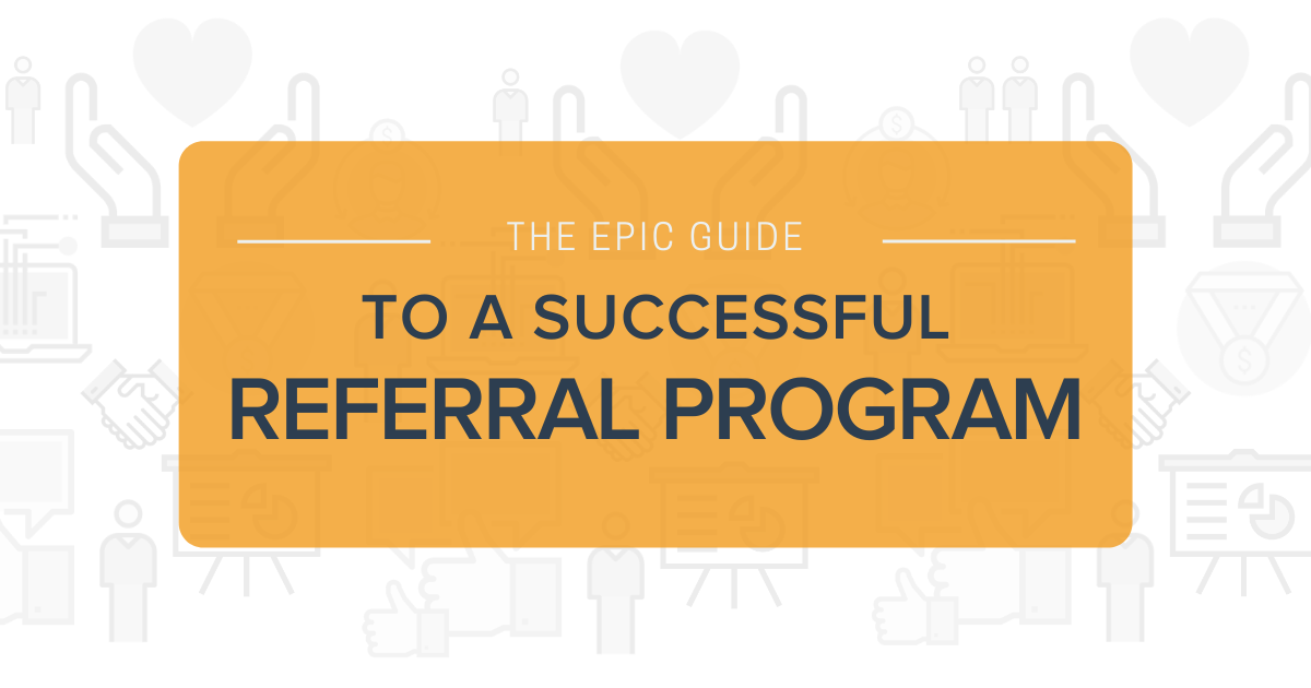 Referral Program Epic Guide Banner