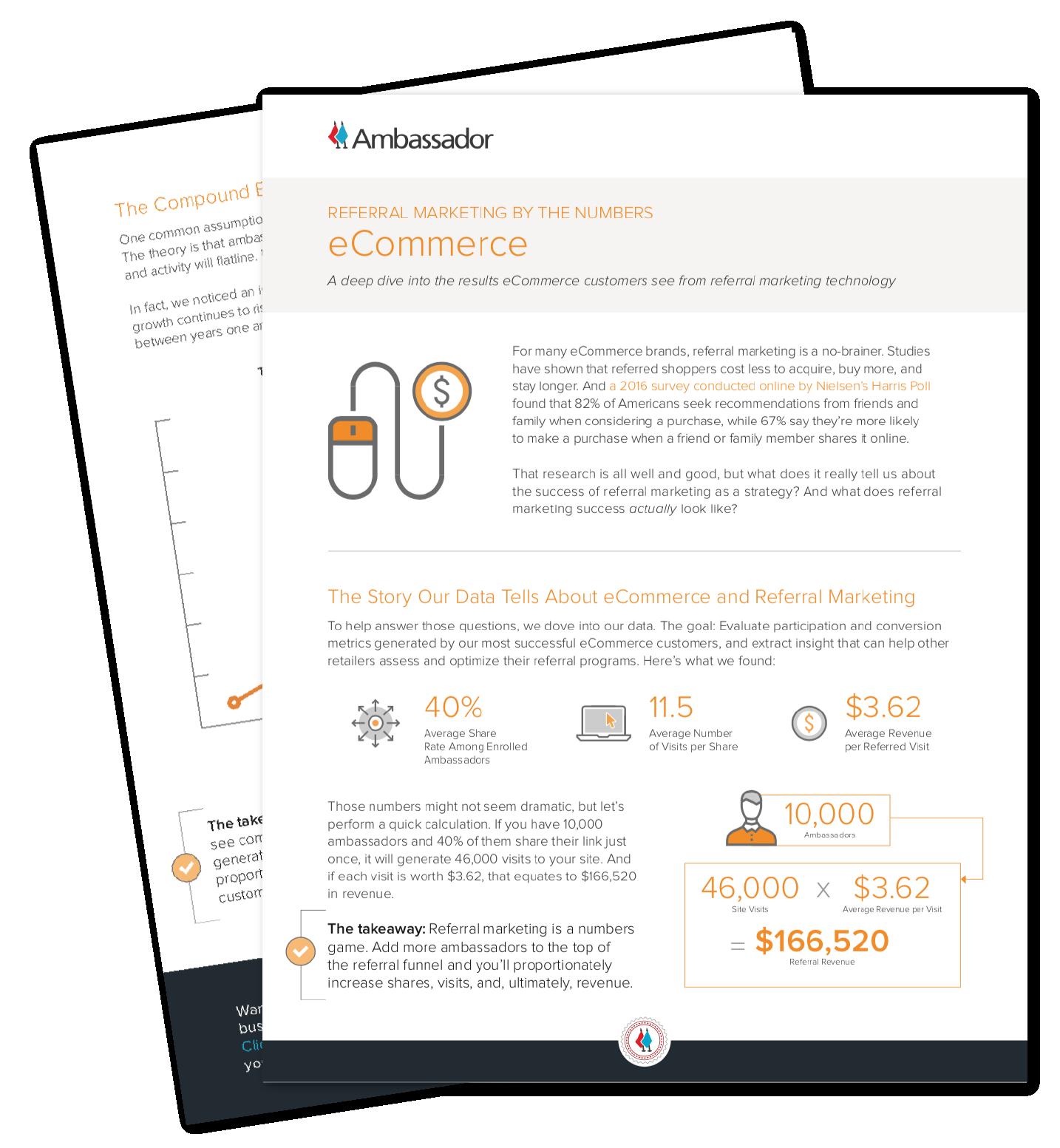 eCommerce Referral Marketing Report