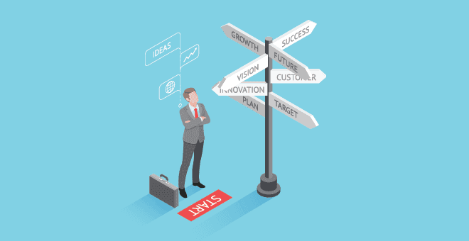 The Path to Becoming a Visionary Marketing Leader