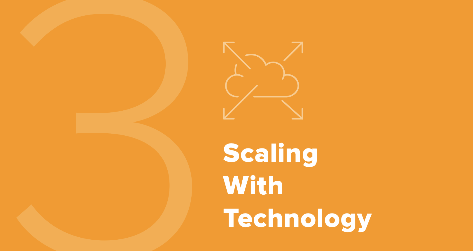 Scaling your affiliate program with technology