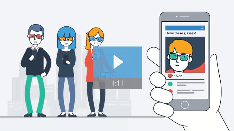 Influencer Marketing Platform Video - Ambassador