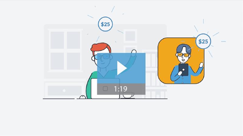 Referral Marketing Software Video - Ambassador
