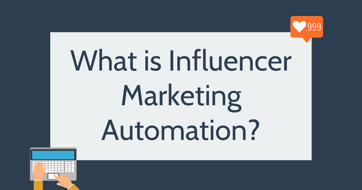What is Influencer Marketing Automation Banner