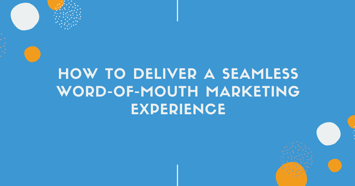 Word-of-mouth marketing technology Blog Banner