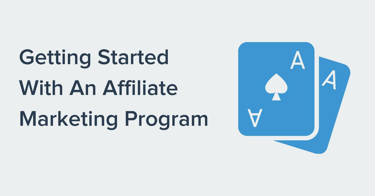 Affiliate Marketing Program Blog Post Banner