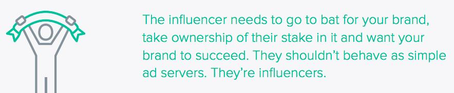 Blog Influencer Marketing Platform Callout 1