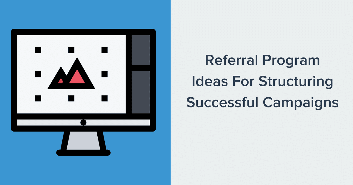 Referral Program Ideas Blog Banner Image