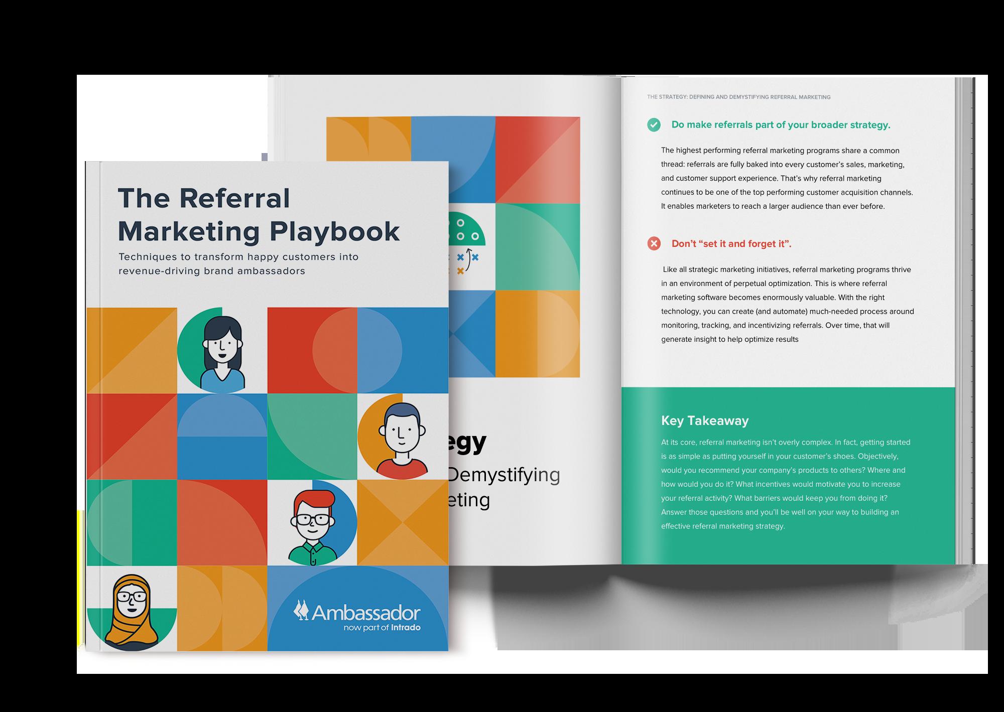 Referral Marketing Playbook