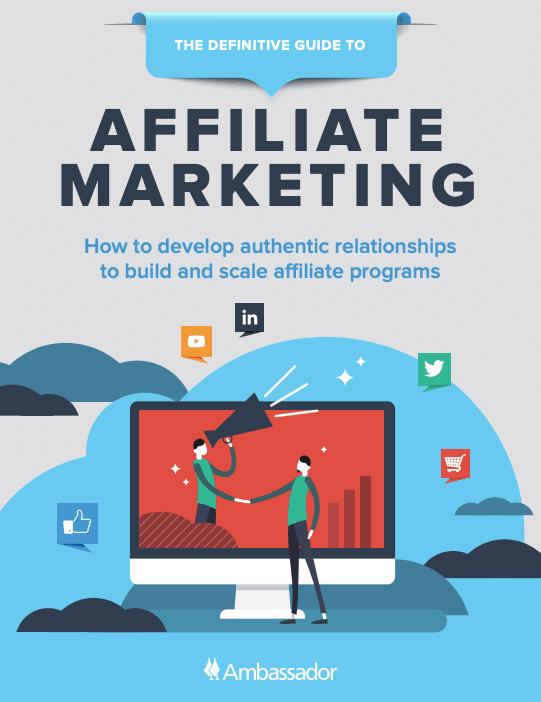 Definitive Guide to Affiliate Marketing
