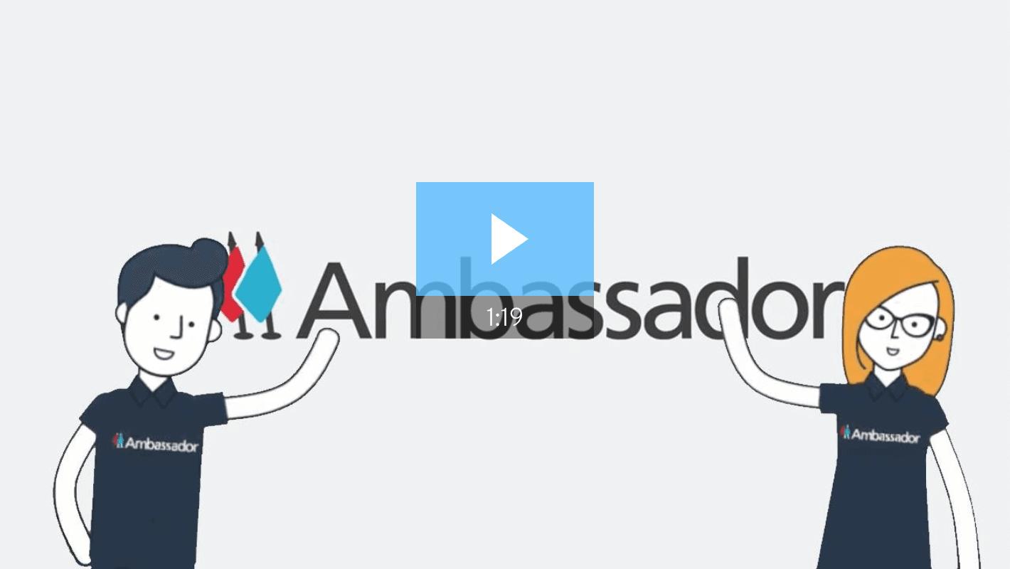referral software video Ambassador