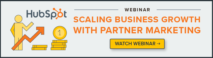 Scaling Business Growth with Partner Marketing CTA