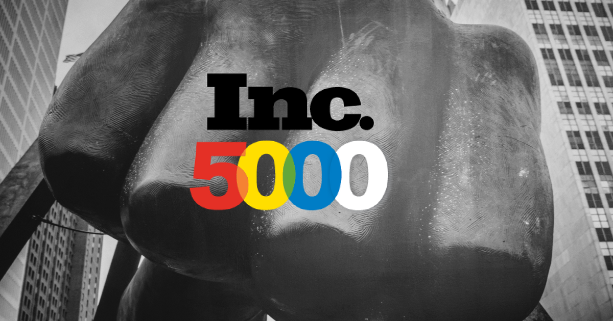 Ambassador Earns A Spot on the Inc. 5000 for the 2nd Consecutive Year!