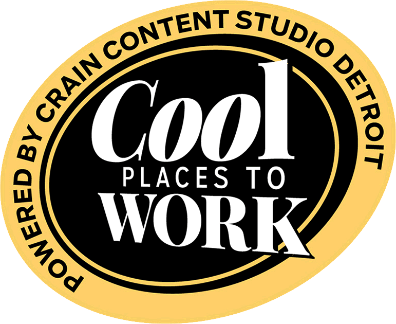 2016, 2017 & 2018 Crain's Cool Places To Work