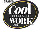 2017 Crain's cool places to work