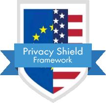 EU US Privacy Shield Certified