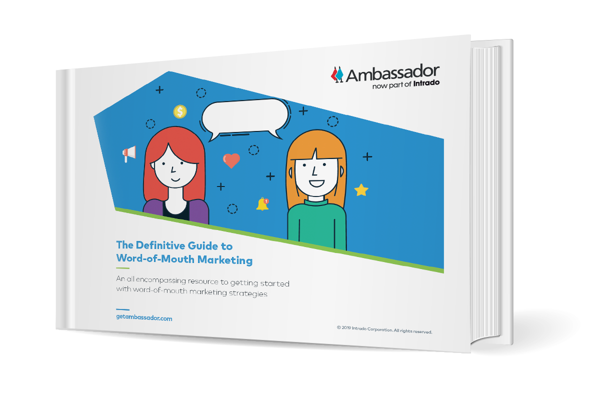 The Definitive Guide to Word-of-Mouth Marketing eBook